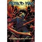 Method Man -Sanford Greene/David Atchison Comic softcover book