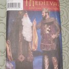 Simplicity Sewing Pattern 9753 Men's Medieval Renaissance Costume Sizes L, XL FREE SHIPPING