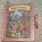 Vintage Puss and Boots A Peepshow Book RARE Hardcover