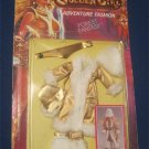 Vintage Golden Girl Adventure Fashion Forest Fantasy Outfit 1984 Galoob Action Figure Fashion SHE-RA
