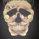 Wolfmother  Wolf/Skull Rock Band Shirt  Size Large