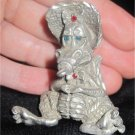 Heavy Pewter Baby Dragon (with Pacifier, Bonnet and Bow) Collectible Dragons(Mystical~Fantasy)