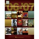 Top Christian Hits of '06-'07: Easy Guitar with Notes and Tablature Book Chris Tomlin,Kutlass..more
