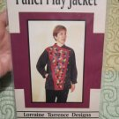 Lorraine Torrence Designs - Panel Play Jacket Women's Pattern, Sizes XS to XL