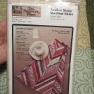 That Patchwork Place - Ladies Strip Quilted Skirt Pattern 1011 Size 8,10,12,14,16