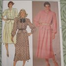 Butterick Pattern 3522 Misses Top(loose fit blouson) and Skirt  size 14
