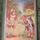 Vintage Pinocchio (Every Child's Library) Hardcover D. Collodi