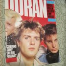 DURAN DURAN - IN THEIR OWN WORDS 1983 (Missing Poster)