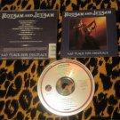 Flotsam & Jetsam No Place for Disgrace Original 80s CD  Heavy Metal Rare