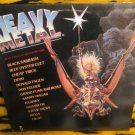 """HEAVY METAL MUSIC FROM THE MOTION PICTURE 12"""" vinyl 2 Record set,gatefold"""