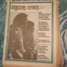ROLLING STONE* Newspaper #125 BYRDS REUNION 1973