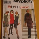 Simplicity #9757 Ladies Jumper Pattern - Size XS/S/M Sewing Pattern