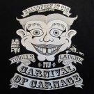 Vintage Halloween at 313 Brooklyn NY Carnival of Carnage Shirt  Womans Size Large