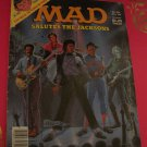 Vintage 1984 MAD Magazine # 251 STAR TREK Michael Jackson (Spoof ,comedy/humor)