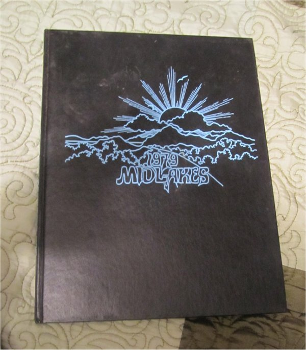 1979 Midlakes High School Yearbook Clifton Springs NY