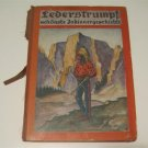 James Fenimore Cooper Lederstrumpf 1927 HC Antique Book