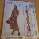 McCall's Pattern 2567 - Separates Size 14-16-18