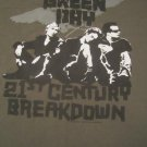 Green Day (punk band) T- Shirt  Size 2XL XXL