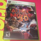 ATTACK OF THE MOVIES 3D (XBOX 360) NEW Sealed rated Teen