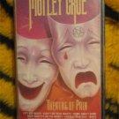 Motley Crue Theatre Of Pain Cassette Vintage 80's Rock Hair band