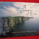A Glimpse Of Erin  By John Francis McCarthy (HardCover,Ireland)Autographed! 1st Edition Numbered