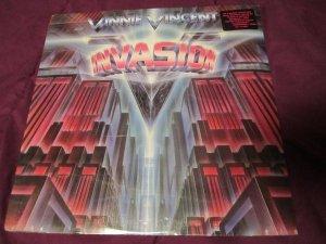 Vinnie Vincent Invasion Full Lp 12 Quot Vinyl Sealed New 1986