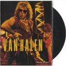 "VAN HALEN HOT FOR TEACHER  US 7"" with Vinyl record in special PVC gatefold"