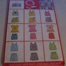 Butterick Pattern CHILDREN'S / GIRLS' TOP, SKORT AND SKORTS  Size 2-3-4-5