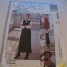 McCalls 9566 Jumper in two lengths.Long /Short  Petite Able Pattern Size 10,12,14 Uncut