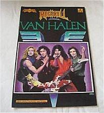 Van Halen -Revolutionary Rock N Roll Comic Volume 1 First printing