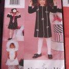Vogue for Me 9576 A-Line Childrens/Girls Dress,Princess seams Size 5,6,6X