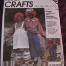 McCalls 2625 Pattern 1986 Raggedy Ann and Andy Costume Size Medium