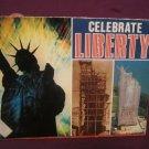 Celebrate Liberty Lot of 9 NYC Postcards Apple Press