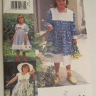 Vogue for me 9178 Girls Sailor Dress Sewing Pattern Size 2, 3, 4 Uncut