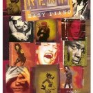 RENT Movie Selections EASY PIANO SHEET MUSIC SONG BOOK