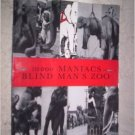 10,000 Maniacs Blind Man's Zoo Paperback (song/Music Book)