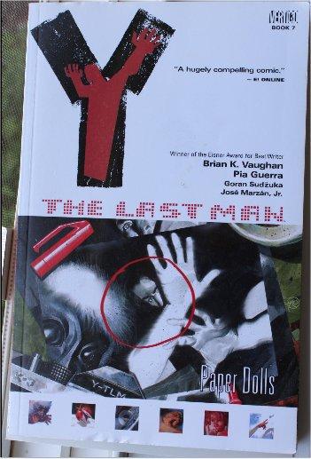 Y The Last Man Vol 7 Paper Dolls Vaugha Vertigo Comics