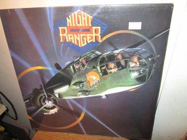 "Night Ranger 7 Wishes 12"" Vinyl Record SEALED NEW"
