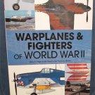WARPLANES & FIGHTERS OF WORLD WAR II FREE SHIPPING