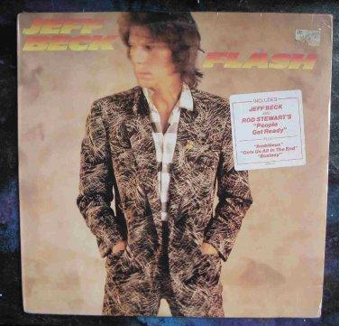 "Jeff Beck with Rod Stewart Flash Lp Vinyl Record 12"" SEALED"