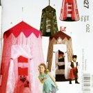 McCall's Sewing Pattern M5827 for Play Canopy, One Size
