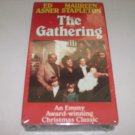THE GATHERING -w/ ED ASNER Christmas Movie Drama VHS Sealed NEW