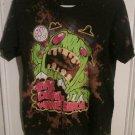The Devil Wears Prada Bleach Dyed Shirt Adult Size Medium