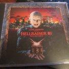 HELLRAISER III 3 HELL ON EARTH CD NEW SOUNDTRACK MOTORHEAD HOUSE OF LORDS RARE