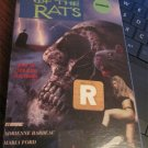 BURIAL OF THE RATS VHS ADRIENNE BARBEAU MARIA FORD EROTIC SLEAZE HORROR RARE