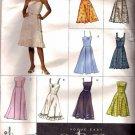 Vogue 2429 Misses' Sundresses Size 8-12 No Instruction Sheet