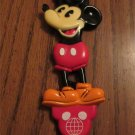 DISNEY MICKEY MOUSE WALT DISNEY WORLD VINTAGE BACK SCRATCHER FREE SHIPPING