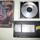 Master Blaster VHS Horror Slasher Gore Uncut Rare + Bonus *FREE SHIPPING*