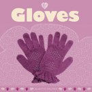 Gloves by Susette Palmer Easy to Follow Patterns (Knitting) For Beginners and Advance