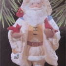 Hallmark Keepsake Ornament Merry Olde Santa w/Cardinals (Birds)FREE SHIPPING